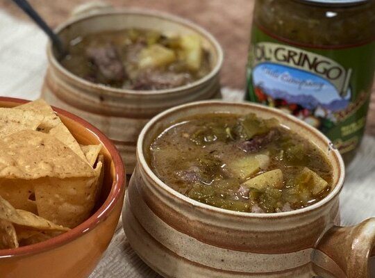 Ol' Gringo Green Chile Stew